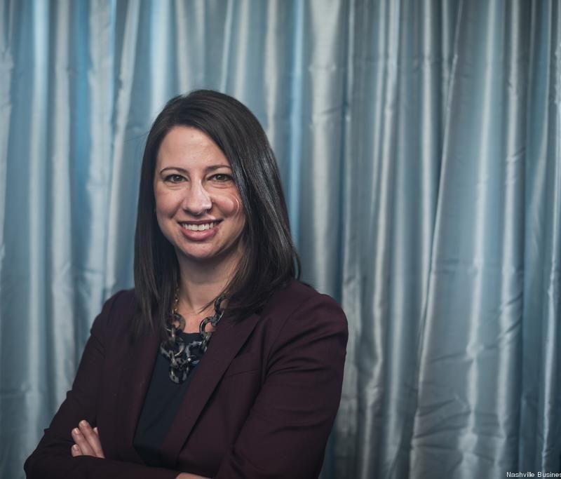 40 Under 40: Meg Chamblee – NBJ : Greater Nashville Tech Council