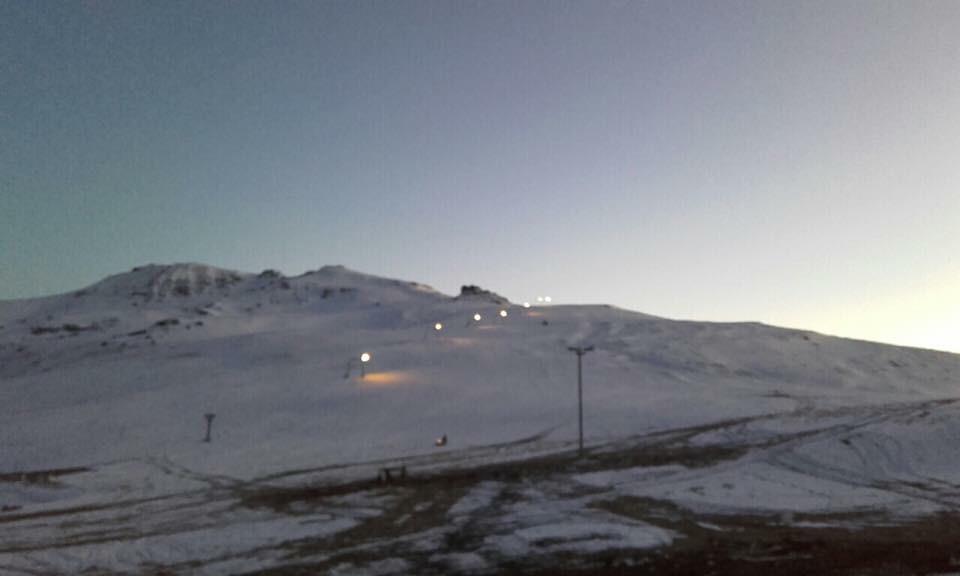 Zhvillimi I Qendrave Të Skijimit Në Kosovë