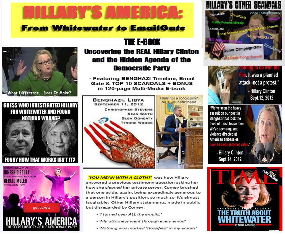 HILLARY'S AMERICA new promo updated