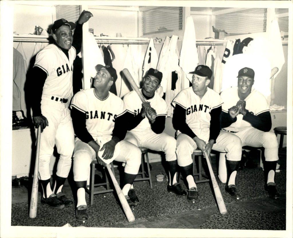 giants circa 1960