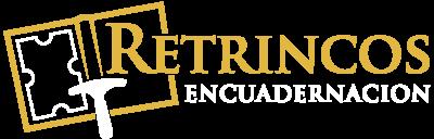 Retrincos Encuadernación Logo