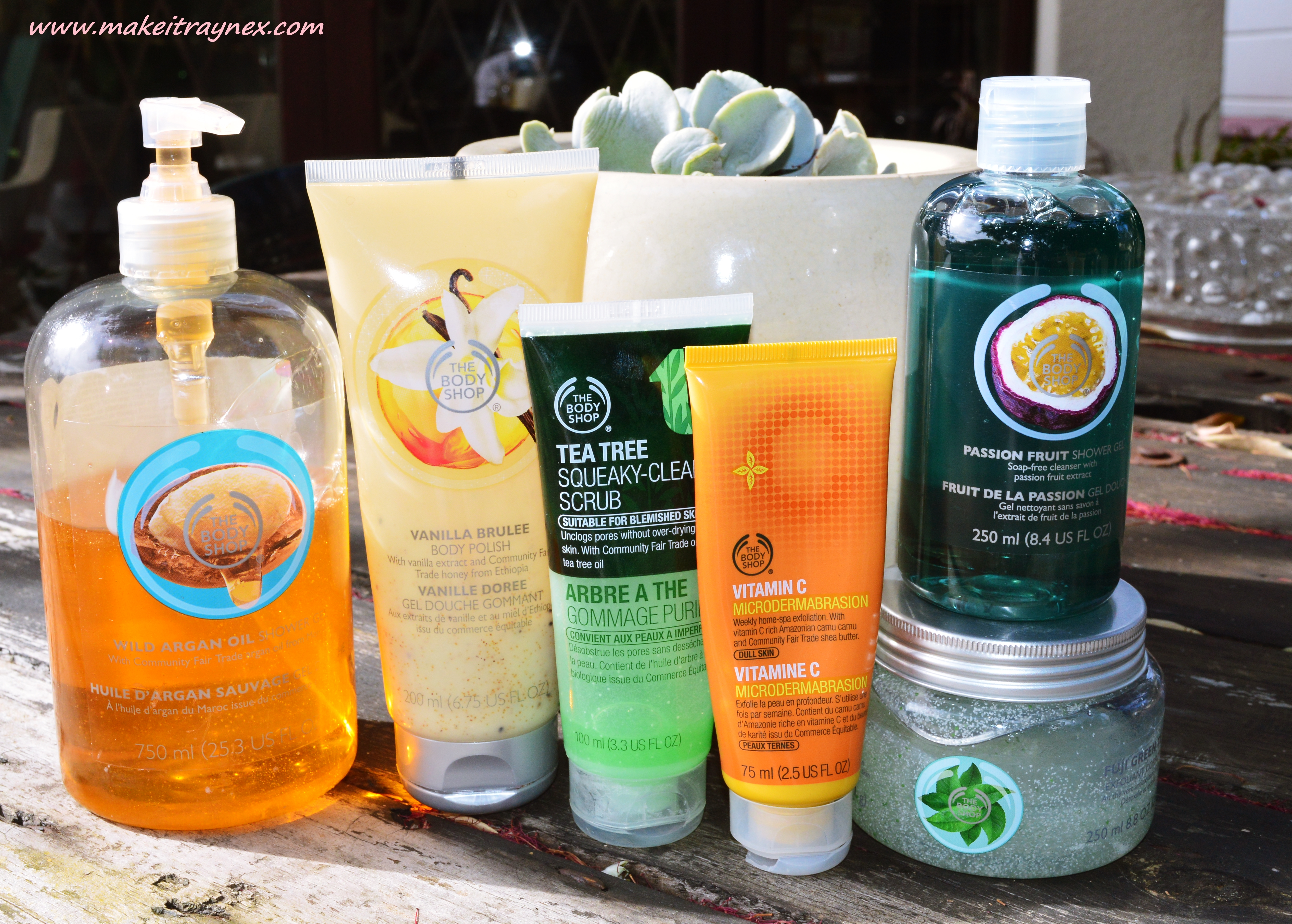 The Best of THE BODY SHOP 2015 {BEST OF – 2015}