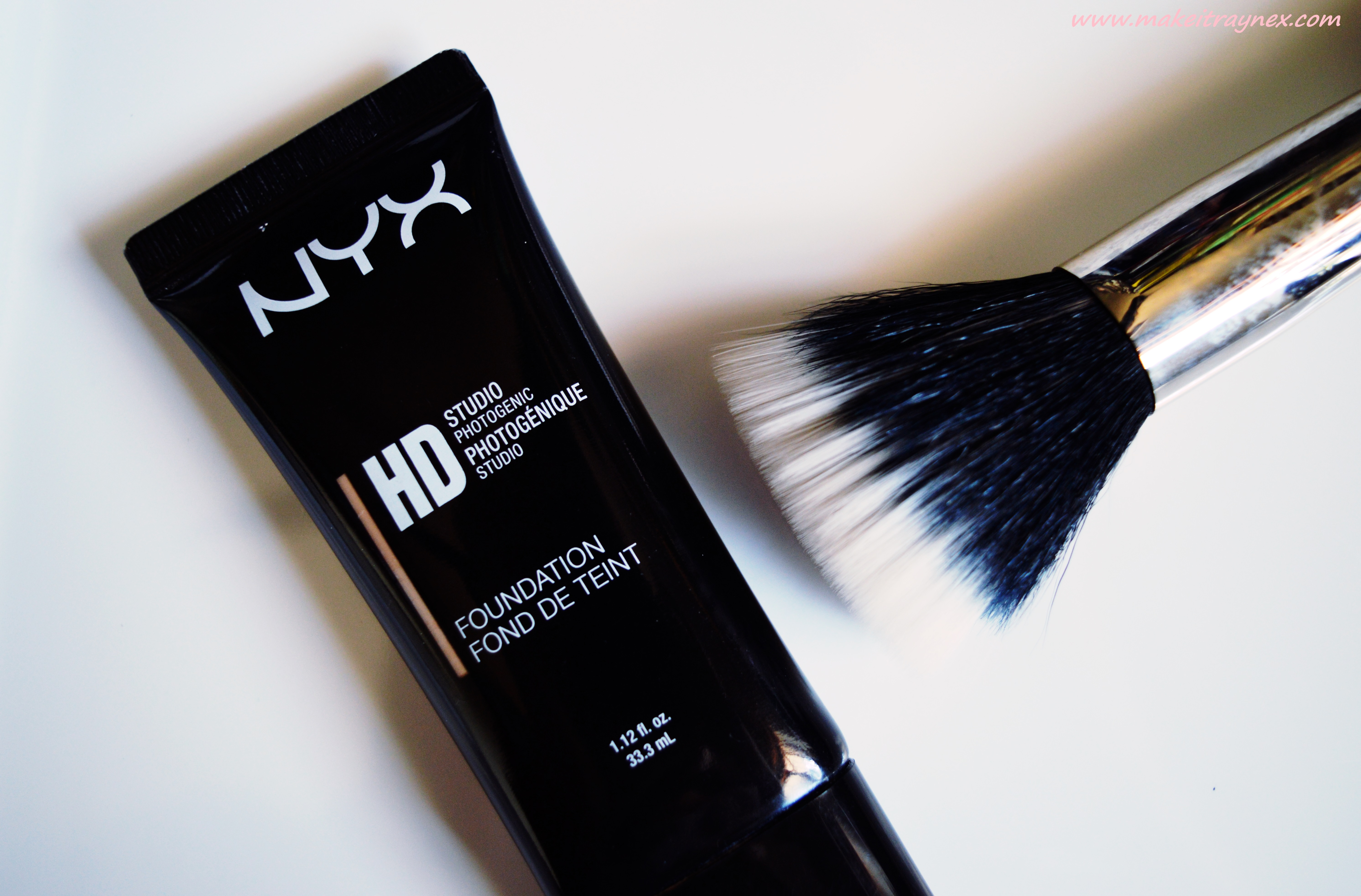 High Definition Foundation by NYX {REVIEW}