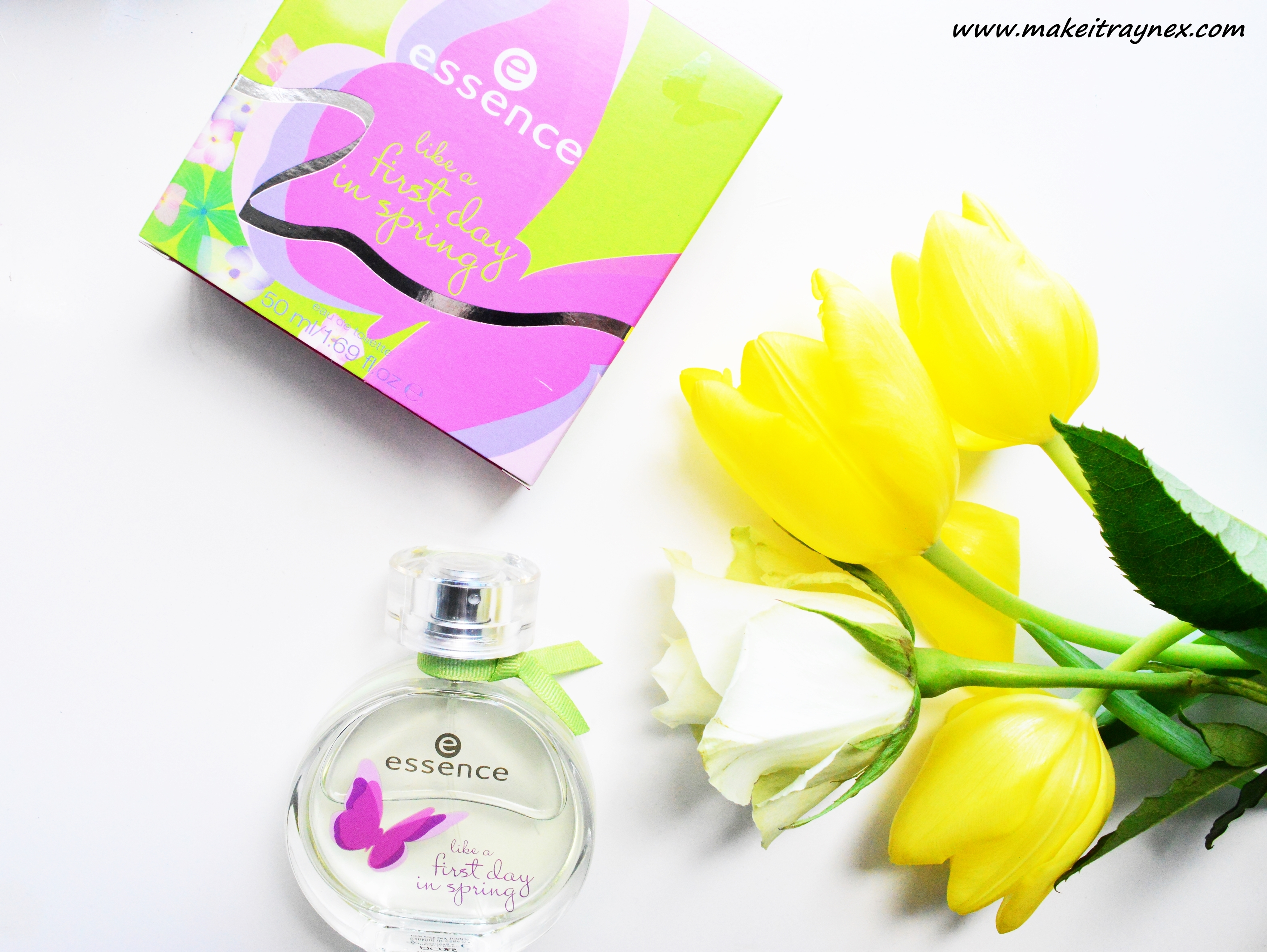 Put some Spring in your step with essence 'like a first day in spring'! {REVIEW}