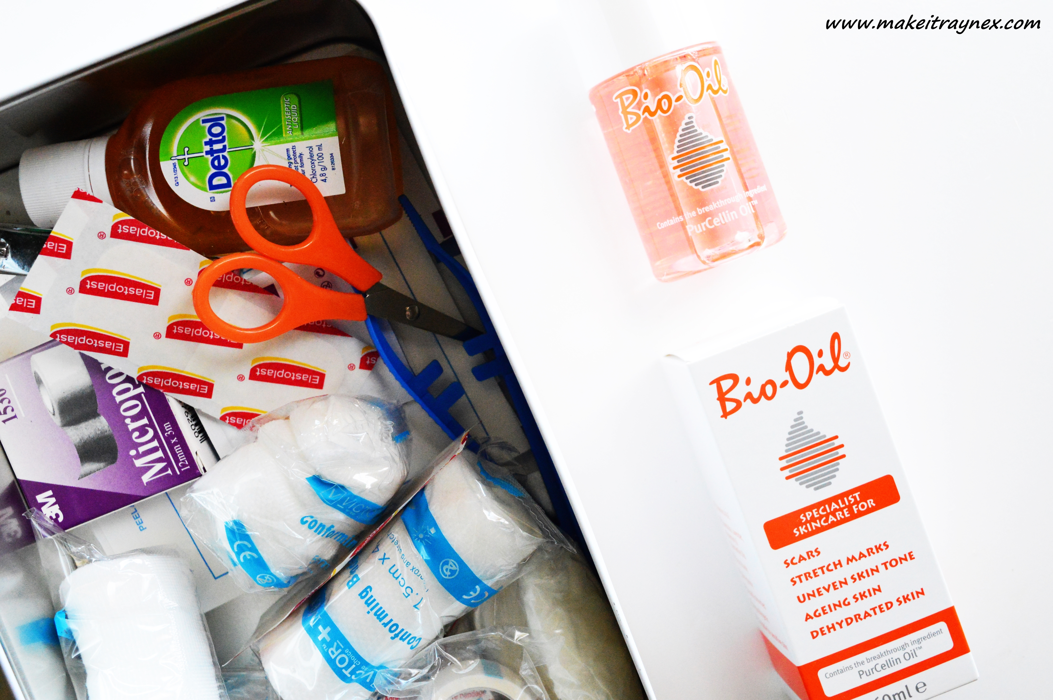 My Scary Scarring Story & how Bio-Oil helped my face {REVIEW}