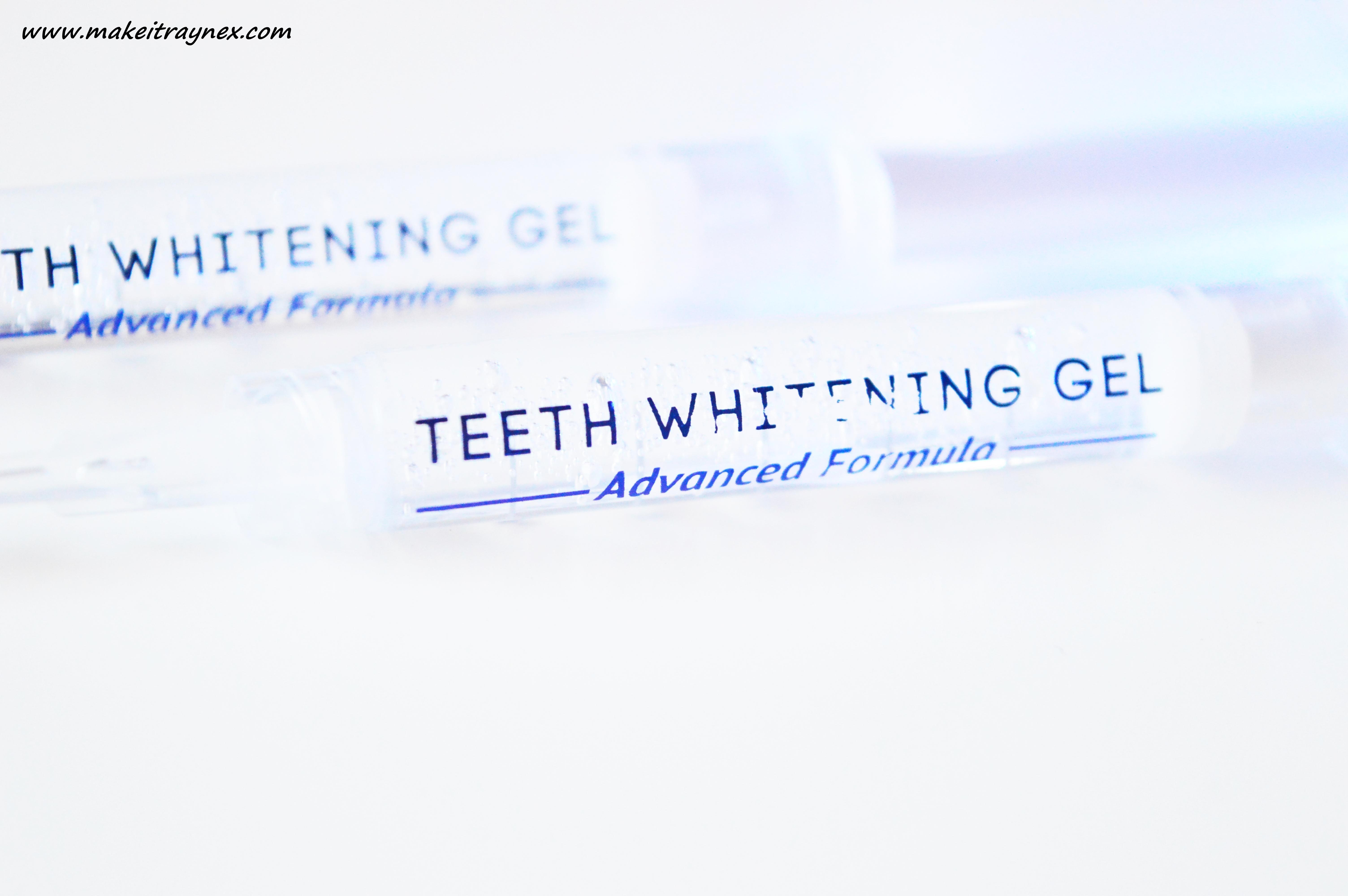 Express Smile Atlanta – Home in One Teeth Whitening Kit {REVIEW}