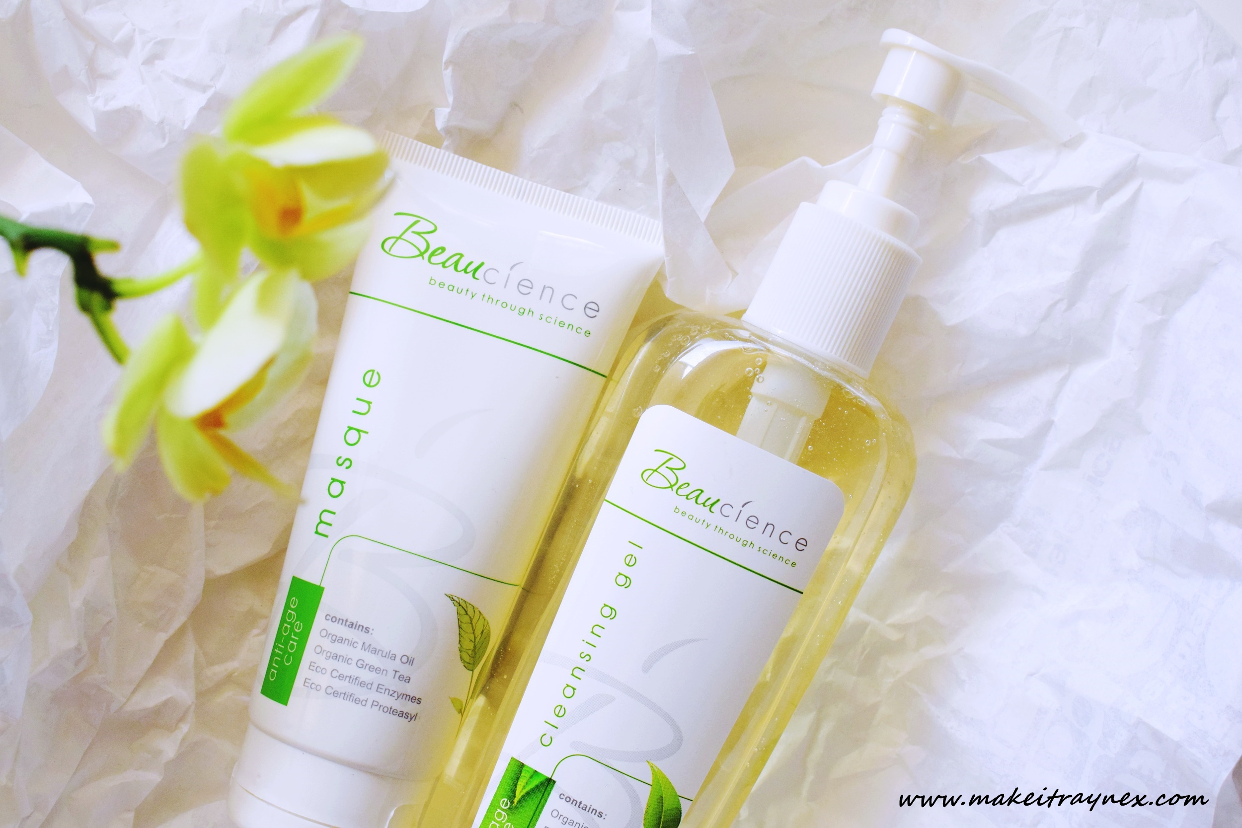 Beaucience favourites! Seriously, this cleansing gel is a winner.