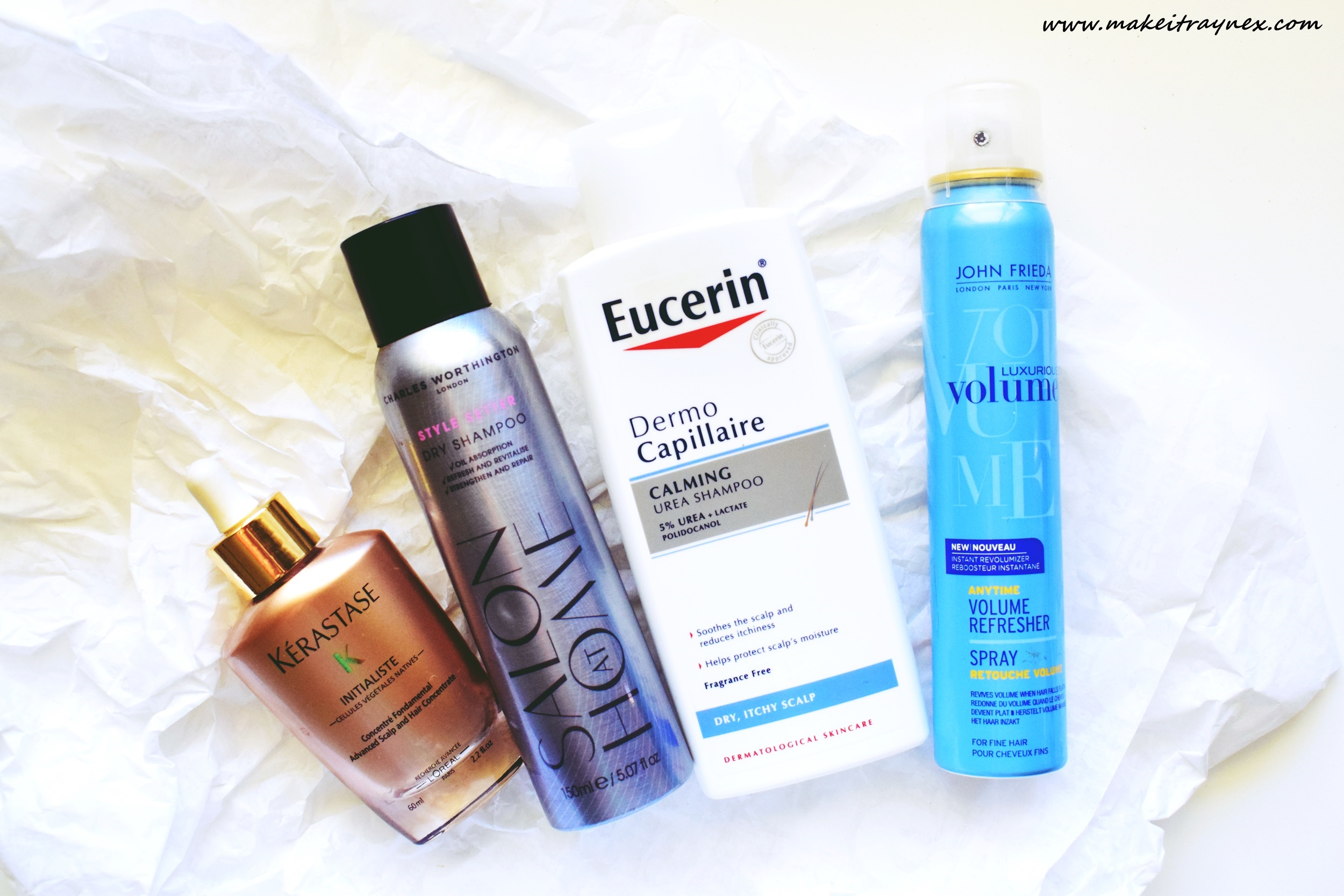 Haircare Empties – Part 2 {EMPTIES}