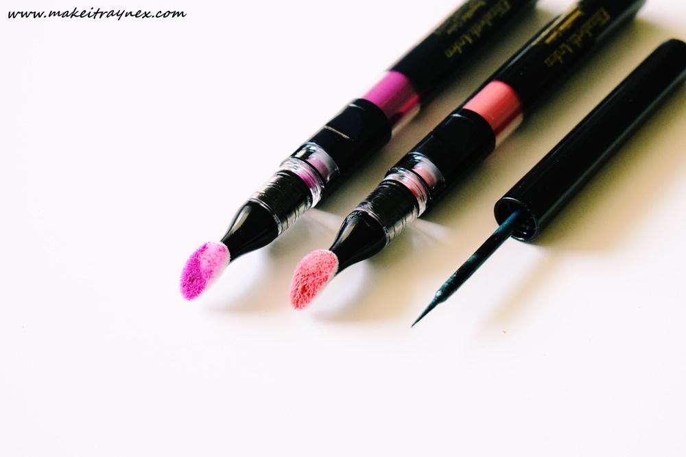 Bold Liquid Lipstick & Bold Defining Liquid Liner from Elizabeth Arden {REVIEW}