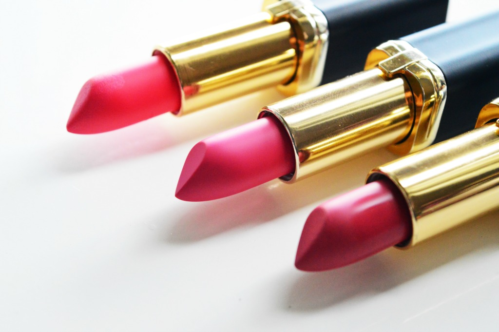 Colour Riche Delicate Rose Collection from L'Oréal {REVIEW}