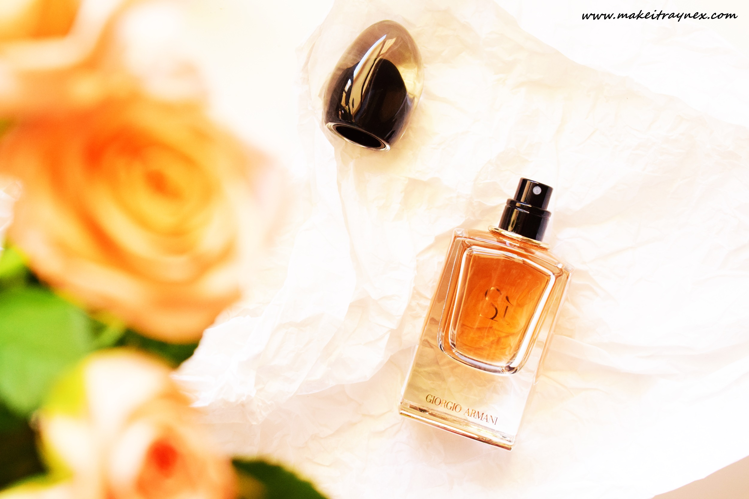 Armani Si Le Parfum from Giorgio Armani {THE FRAGRANCE CHRONICLES}