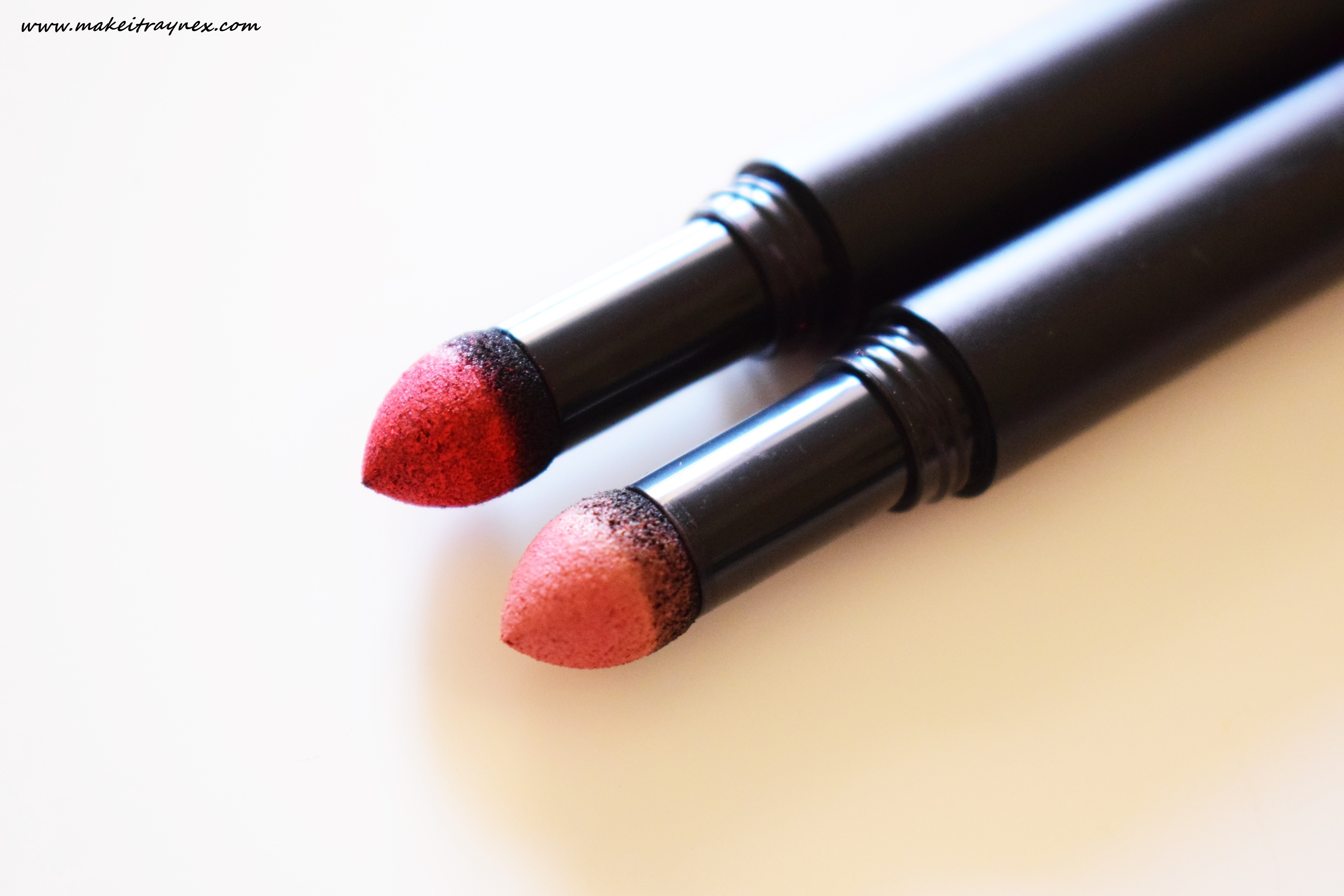 Infallible Matte Max lip colours from L'Oreal {REVIEW}