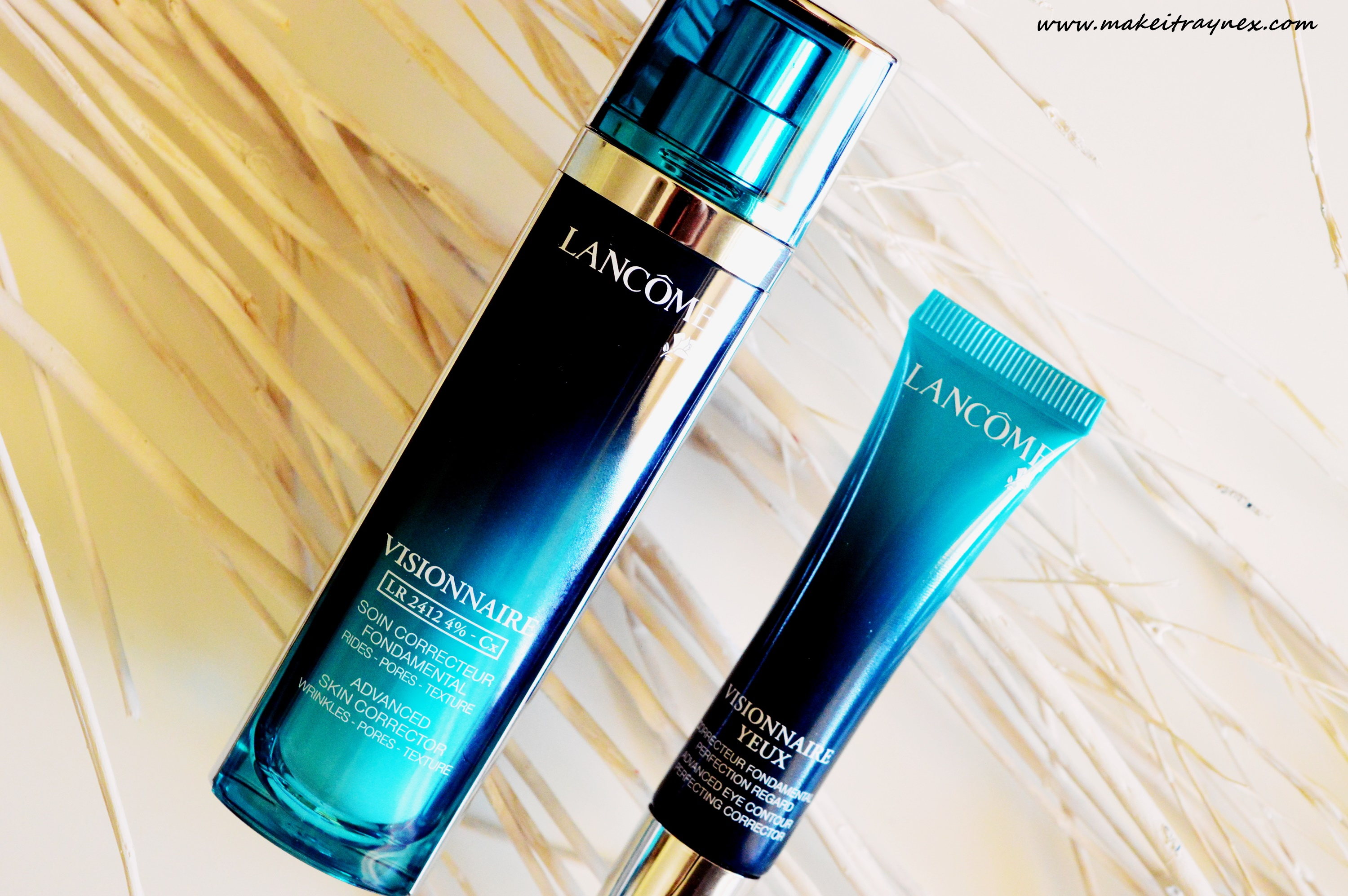 Lancôme Advanced Skin Corrector & Advanced Eye Contour Perfecting Corrector {LUXE REVIEW}