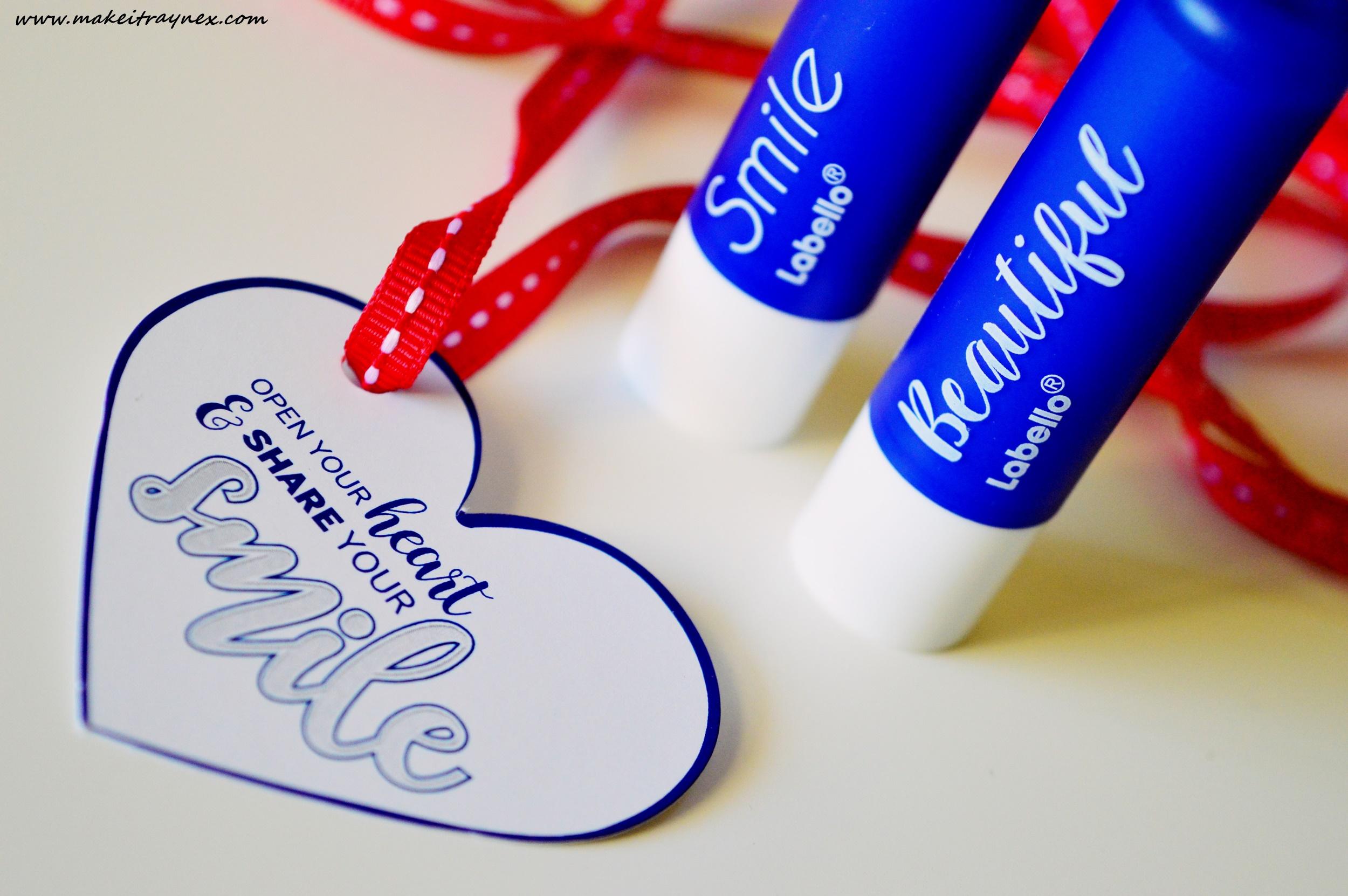 Join Labello & Donate to the Smile Foundation! #LabelloSmileChallenge