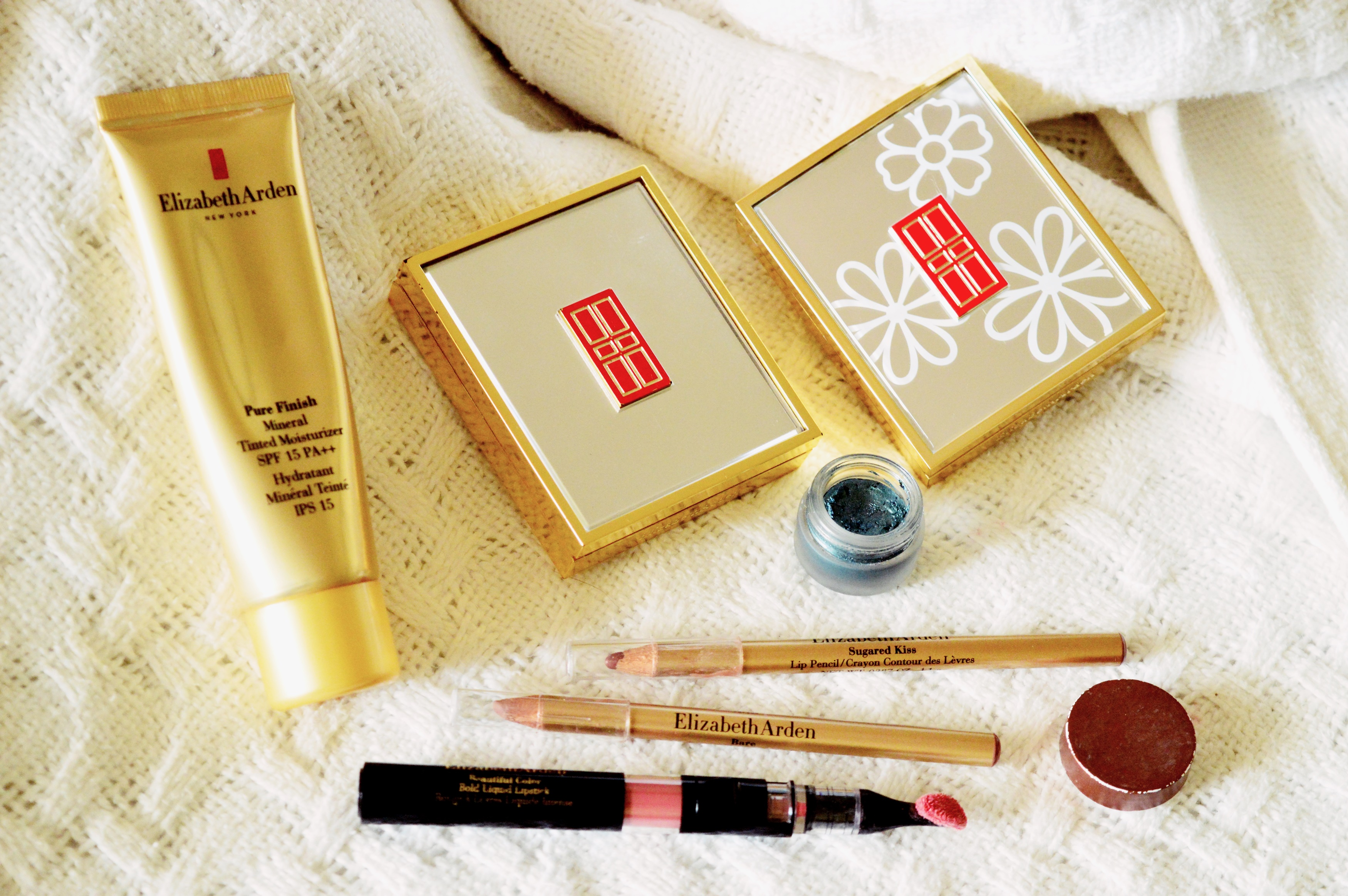 My ultimate make-up picks from Elizabeth Arden {SERIES}