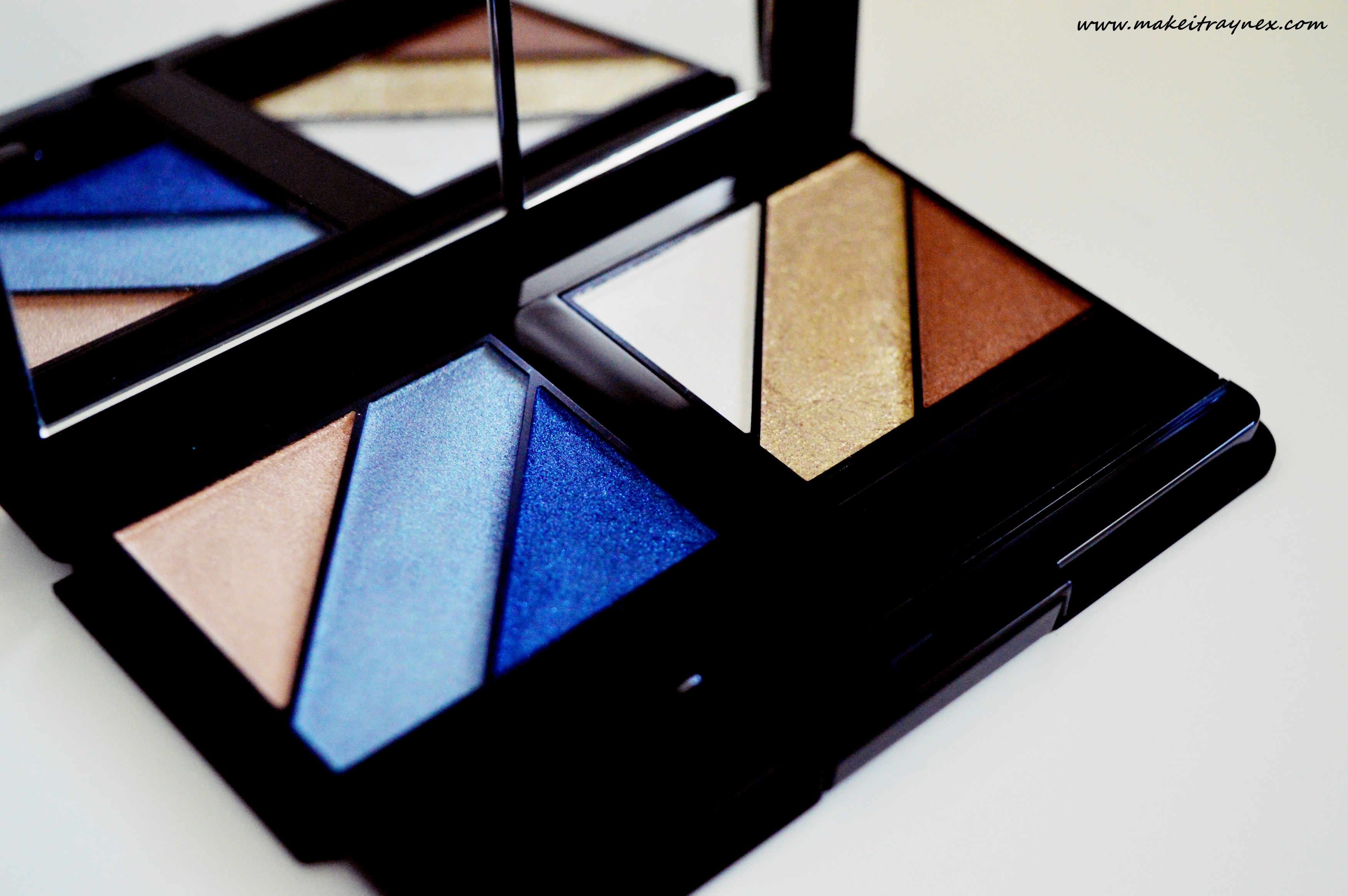 Little Black Compact from the Elizabeth Arden Eyes Wide Open Collection {REVIEW}
