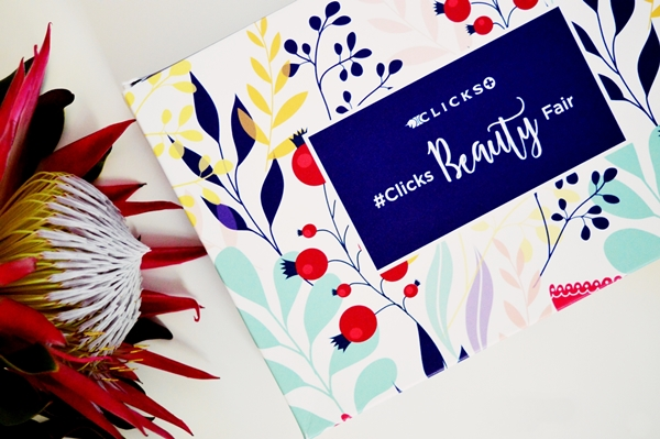 The Clicks Beauty Fair is running until 11th October 2017!