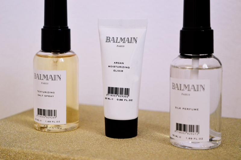 Time to get fancy.. Balmain hair products have hit our shores! {HAIRCARE}