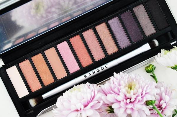 California Dreams palette & makeup sponge from Kangol {REVIEW}
