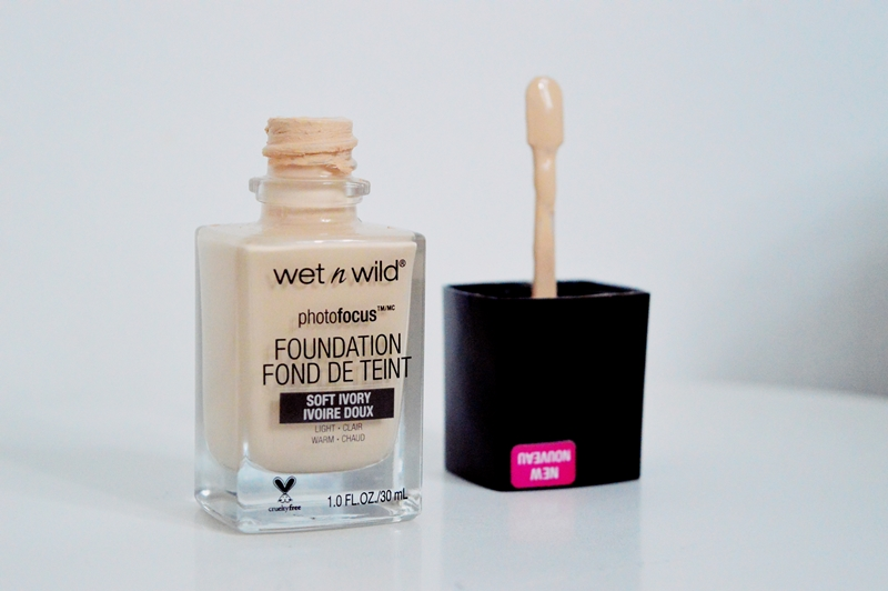 Photo Focus Foundation from Wet 'n Wild {REVIEW}