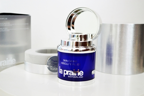 My review on the extravagant Skin Caviar from La Prairie – Price tag R9 500! {REVIEW}