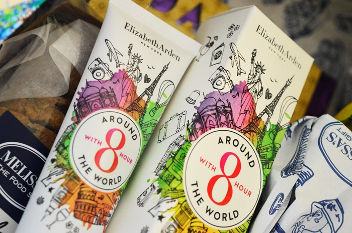 Around the World with the Limited Edition Eight Hour Skin Protectant from Elizabeth Arden {REVIEW}