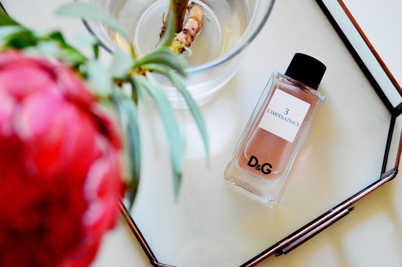 Anthology L'Imperatrice 3 from Dolce & Gabbana {FRAGRANCE CHRONICLES}