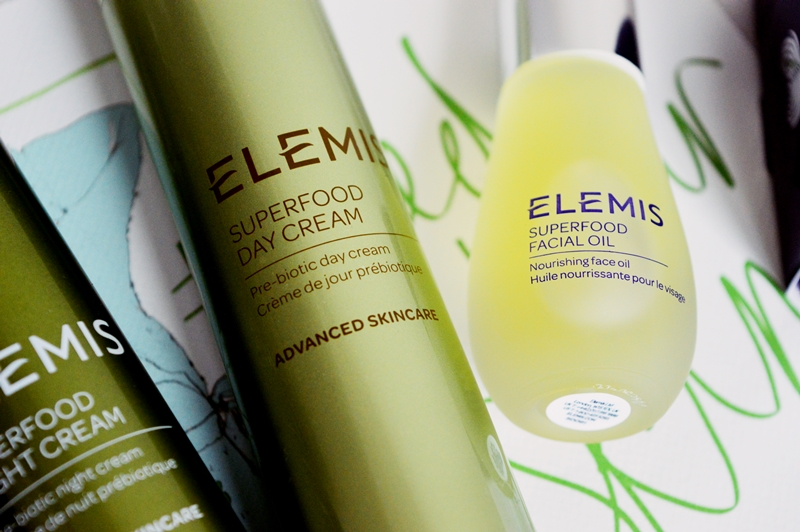 Introducing the divine new Superfood range from Elemis! {REVIEW}