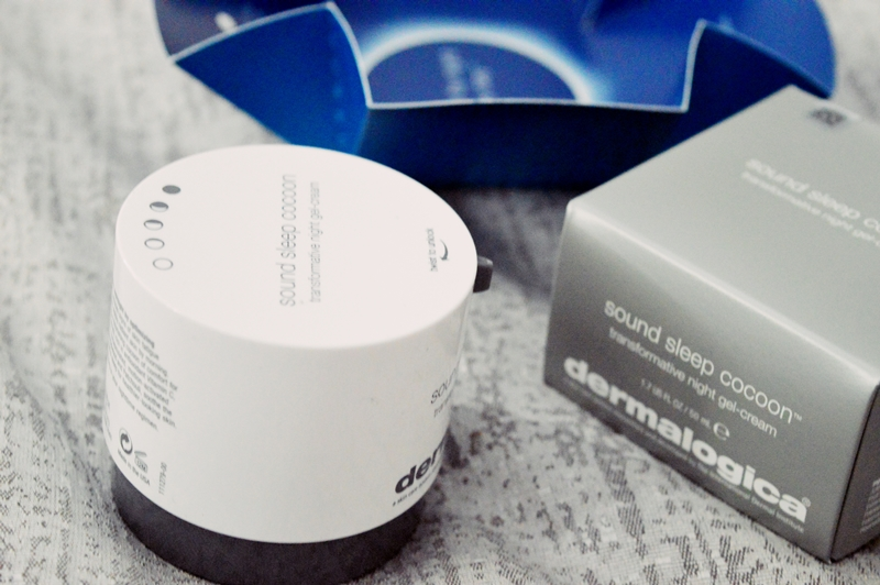 The brand new Sound Sleep Cocoon from dermalogica {REVIEW}
