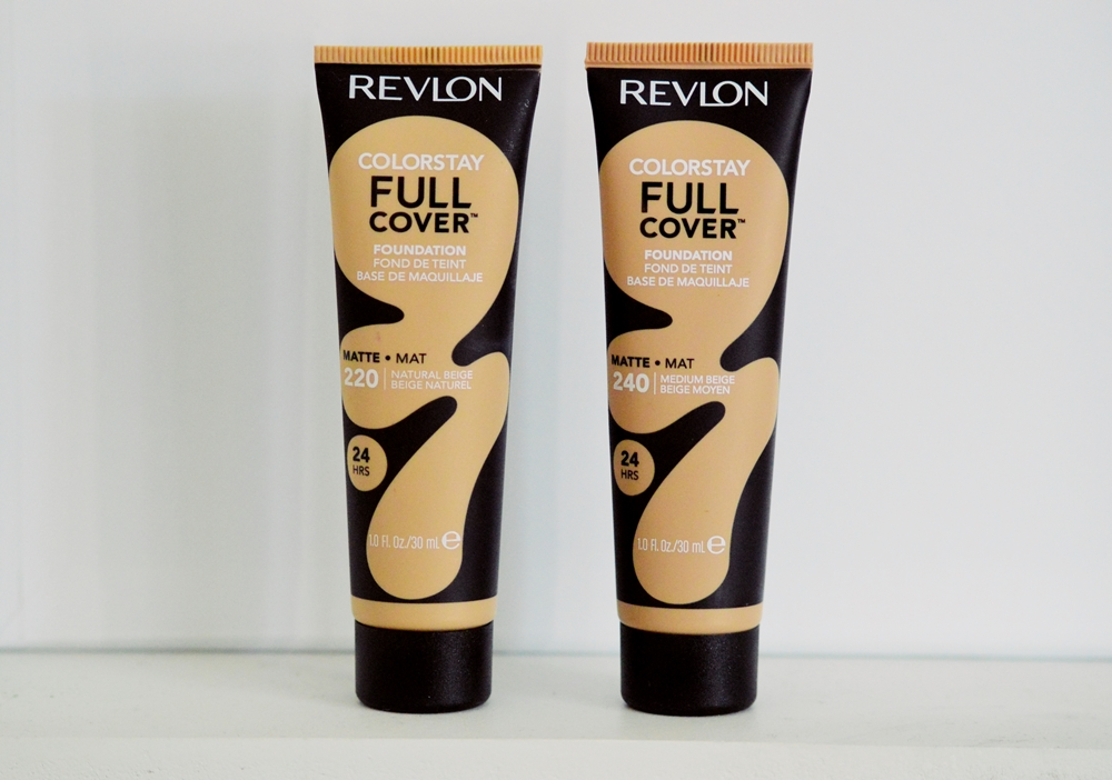 Looking for a full coverage AFFORDABLE foundation? Revlon ColorStay Full Cover has you covered! {REVIEW}