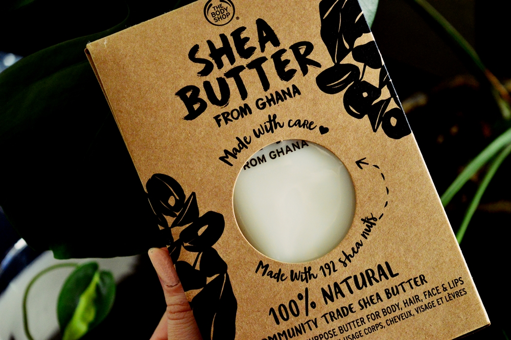 100% Pure Shea Butter from The Body Shop {REVIEW}