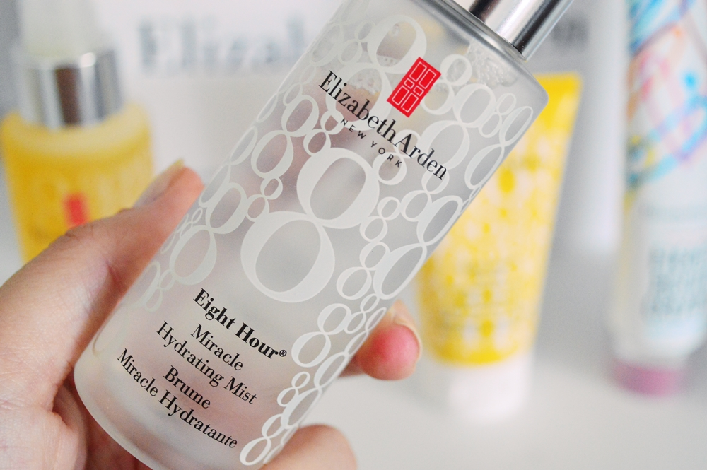 If I could only repurchase 3 Elizabeth Arden products for the rest of my life – what would they be?