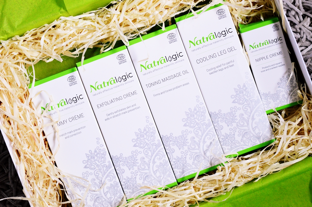 My first maternity skincare review! Meet Natralogic {SKINCARE}