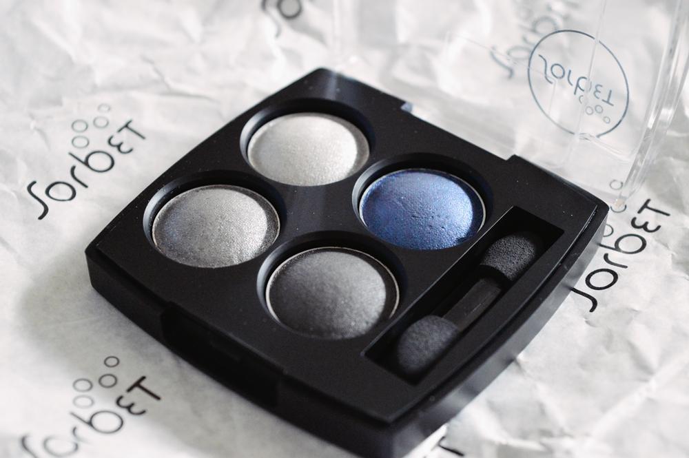 Let's look at more of the Sorbet Make-Up range {MAKE-UP}