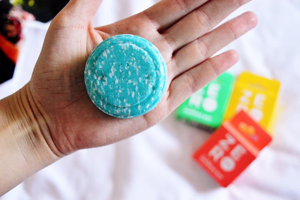Introducing ZERO Waste Shampoo Bars {HAIR}