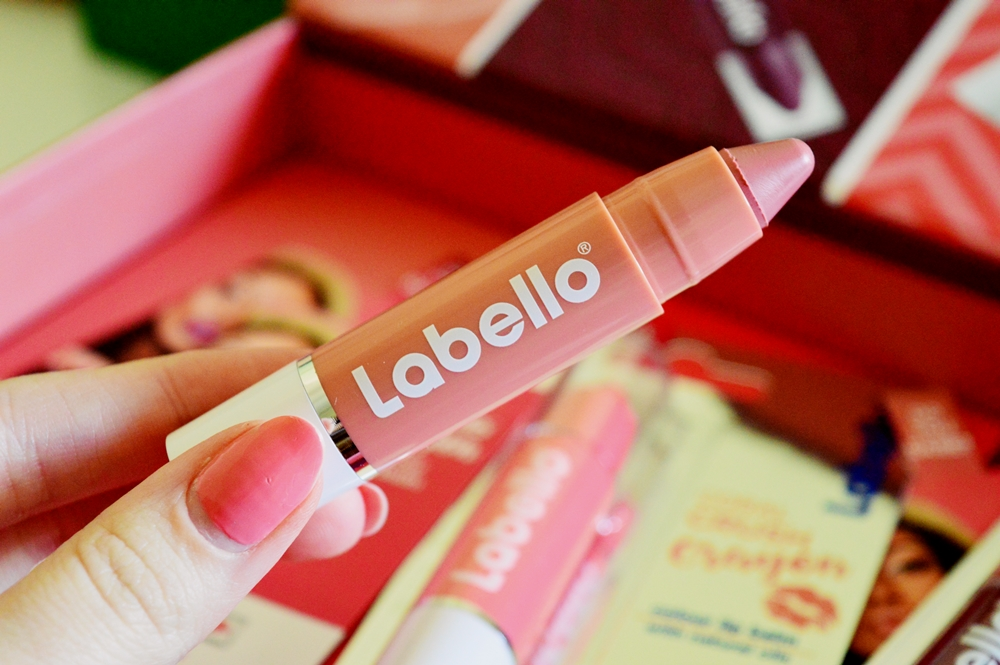 Get colourful with Labello Crayons! {REVIEW}