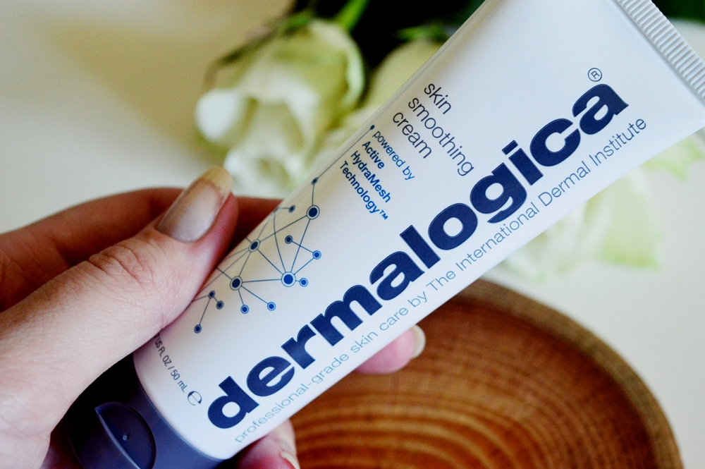 skin smoothing cream from dermalogica {REVIEW}
