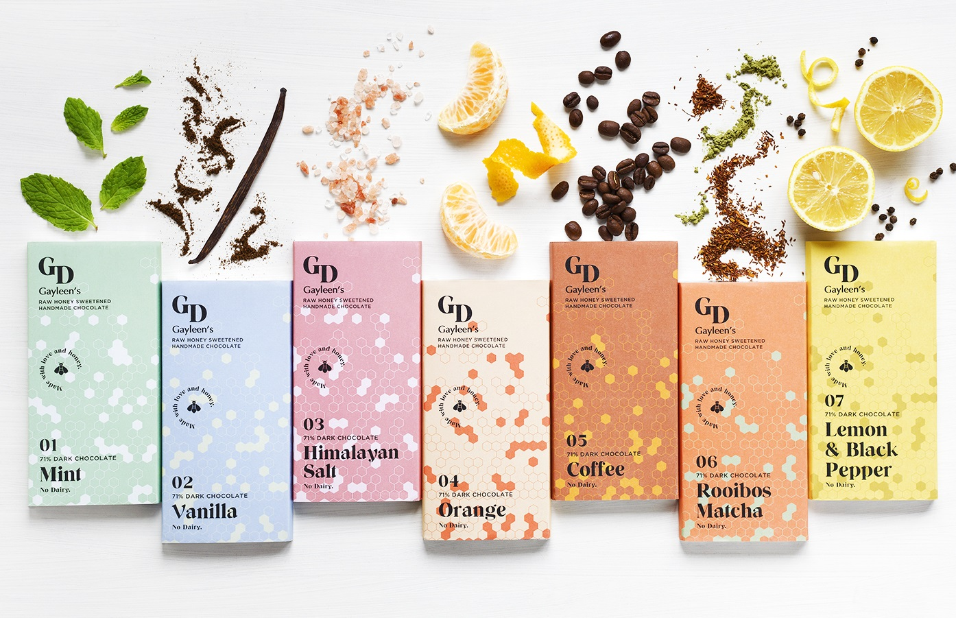 GD Chocolate – Guilt Free Gourmet Chocolate {PRESS RELEASE}