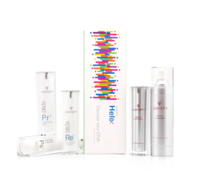 Breast Cancer Awareness with optiphi® Helix – Know your risk {PRESS RELEASE}