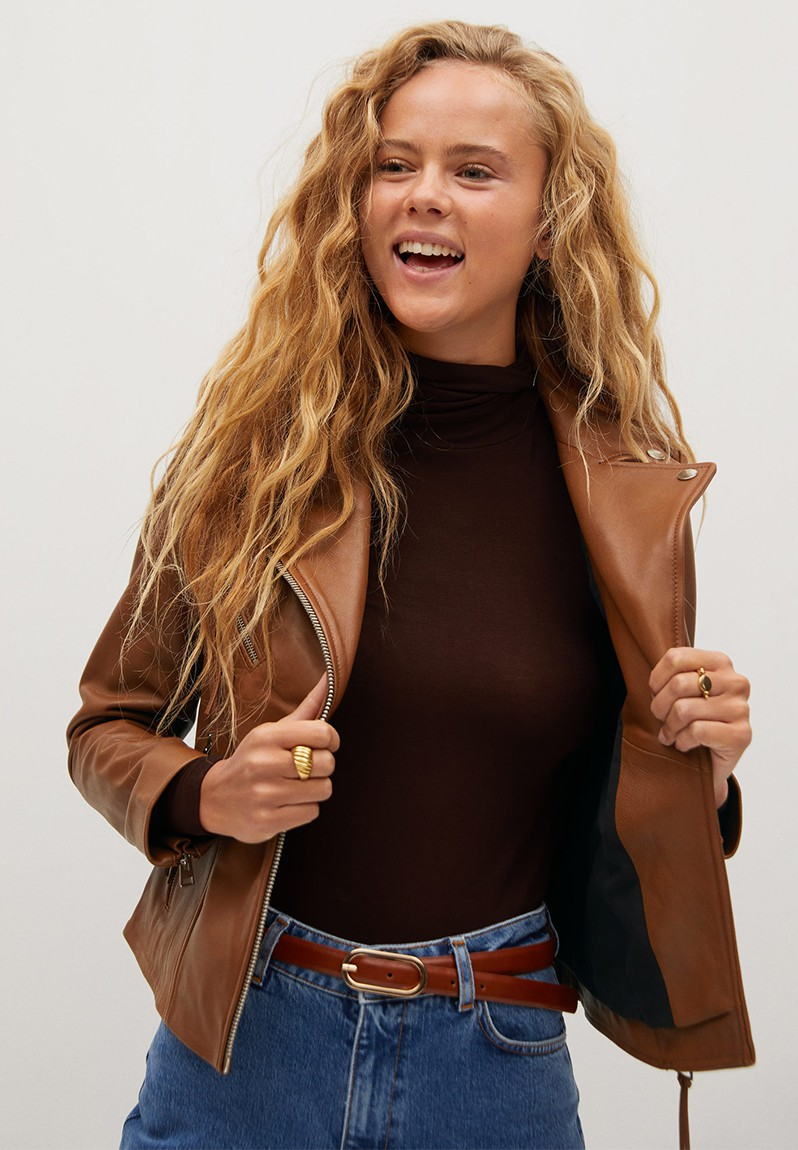 Rock Winter in style with these Leather Jackets from Superbalist!