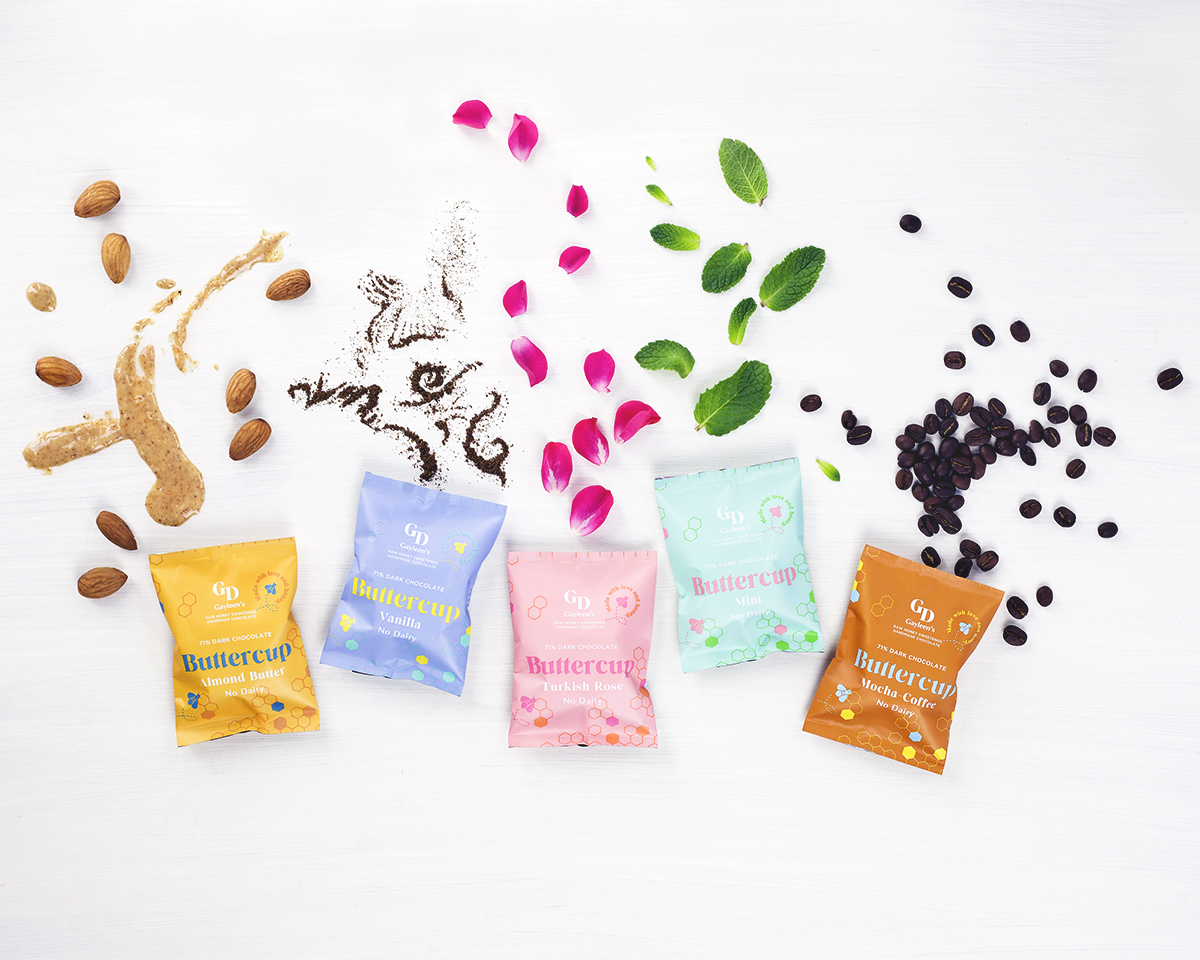 Treat Yourself This Winter with GD Chocolate