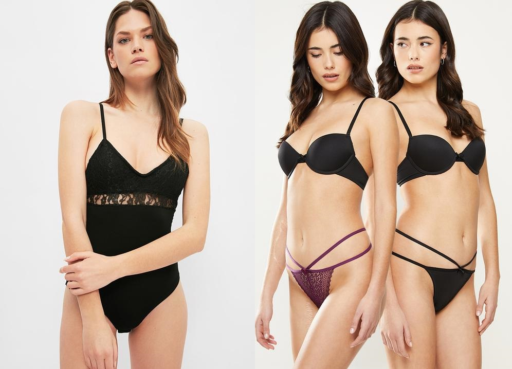 Lingerie loving with Superbalist