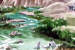 John_Baptist baptising