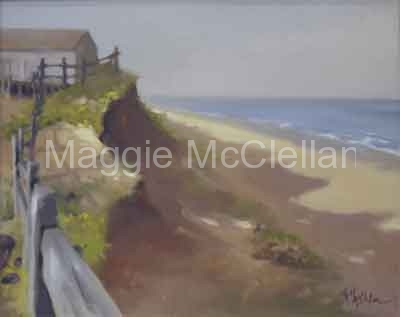 Sankaty Beach Club, North View - Nantucket  - Private Collection