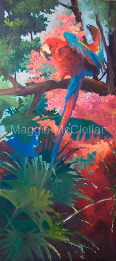 Tropical Colors  - Private Collection