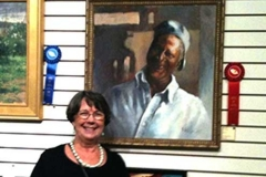 3rd Place Award - Portraits & Figure - Venice Art Center, Venice FL