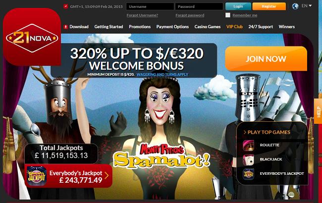 Казино нова21 особенности игры онлайн в казино