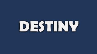 Destiny Featured Image