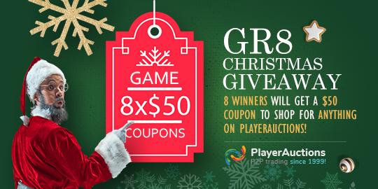 PlayerAuctions Giveaway