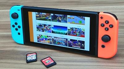 Warframe on Nintendo Switch